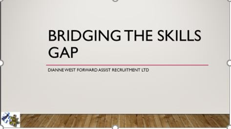 "Forward Assist asked to present at Scottish regional IPAF meeting to discuss bridging the ""Skills Gap"" with ex-forces personnel."