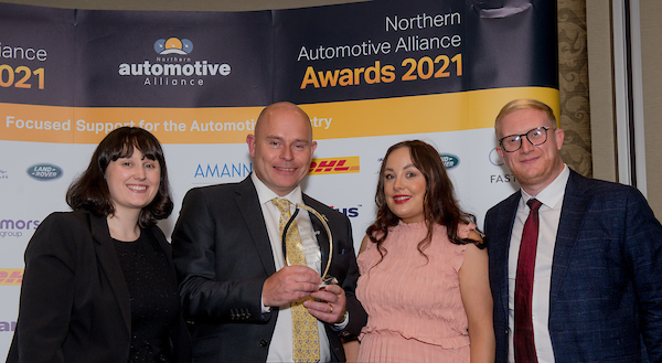 MGS Technical Plastics Recognised For Their Team and Skills Development