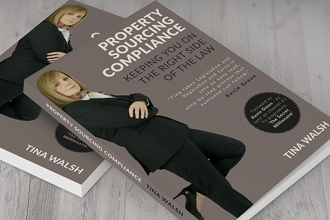 Tina Walsh - Amazon No1 Best Selling Author Passes 1,200 Book Sales