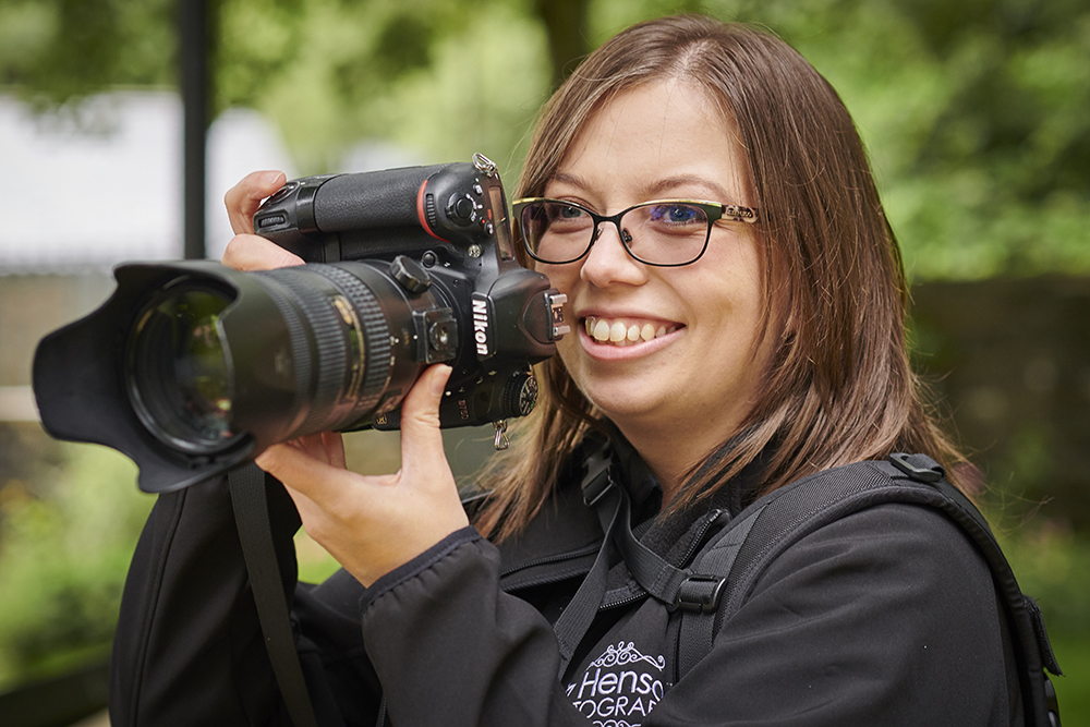 Liz Henson Photography Finalist in the Part-Time Business Category at the 2020 Rossendale Business Awards