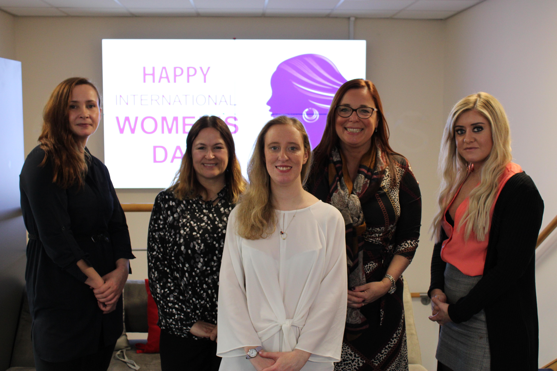 Darwen Tech Firm Celebrates International Women's Day