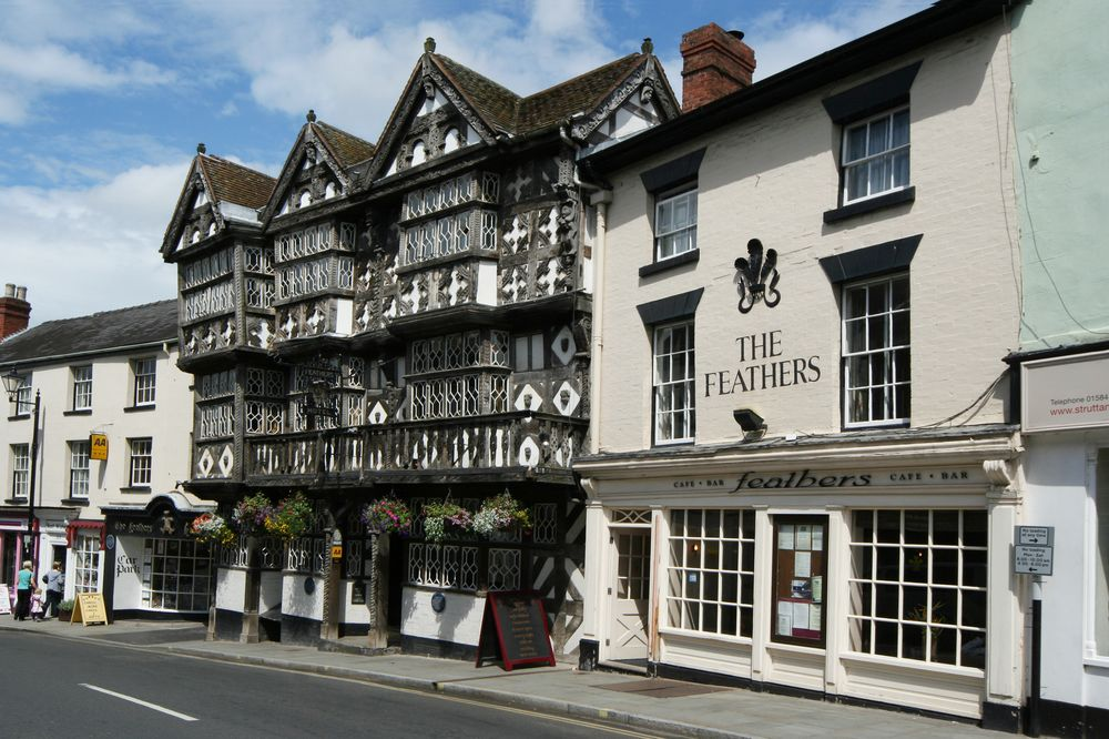 KRPR appointed to work with historic Ludlow hotel