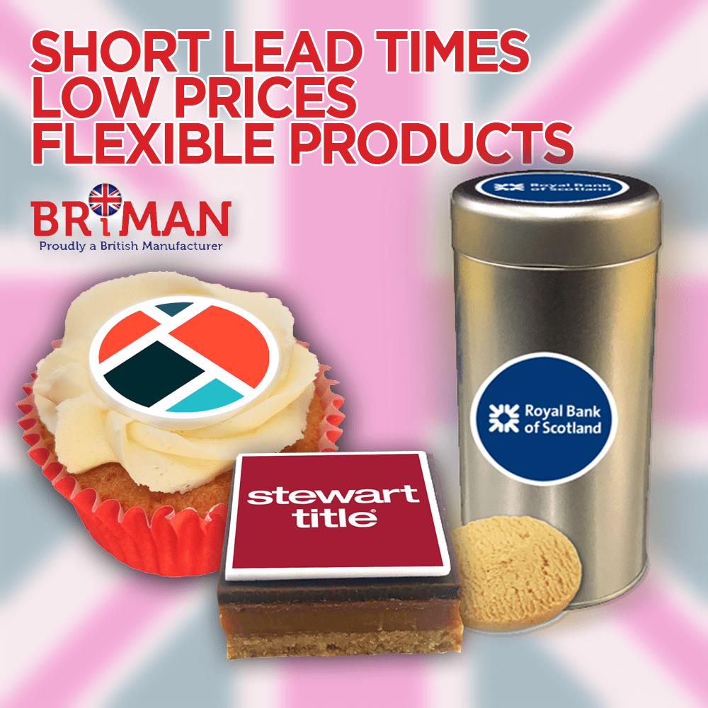 Lancashire Manufacturer Eat My Logo Steps up to assist Promo Distributors