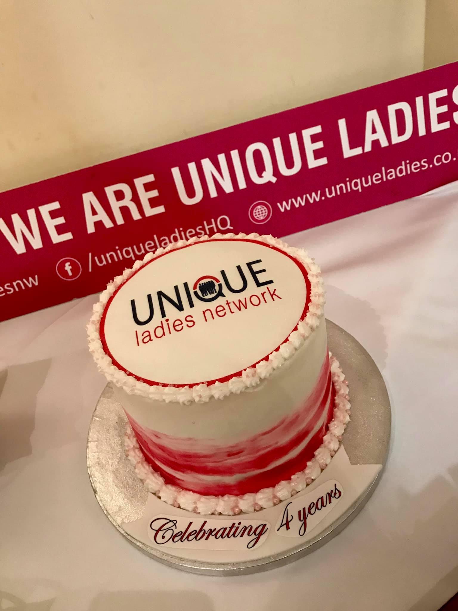 Unique Ladies Bolton Celebrating Our 4th Birthday!