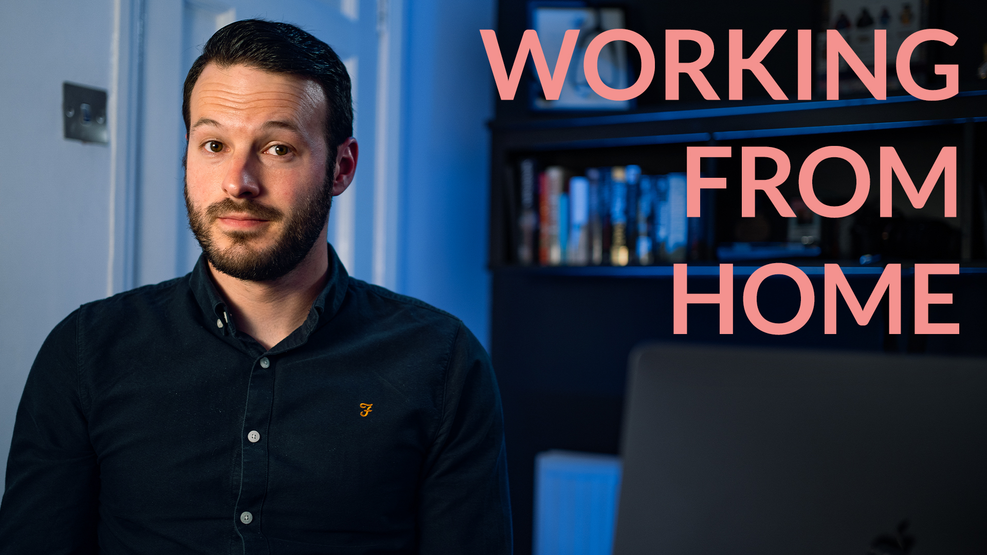 Day 7 - Secrets to working from home stress free