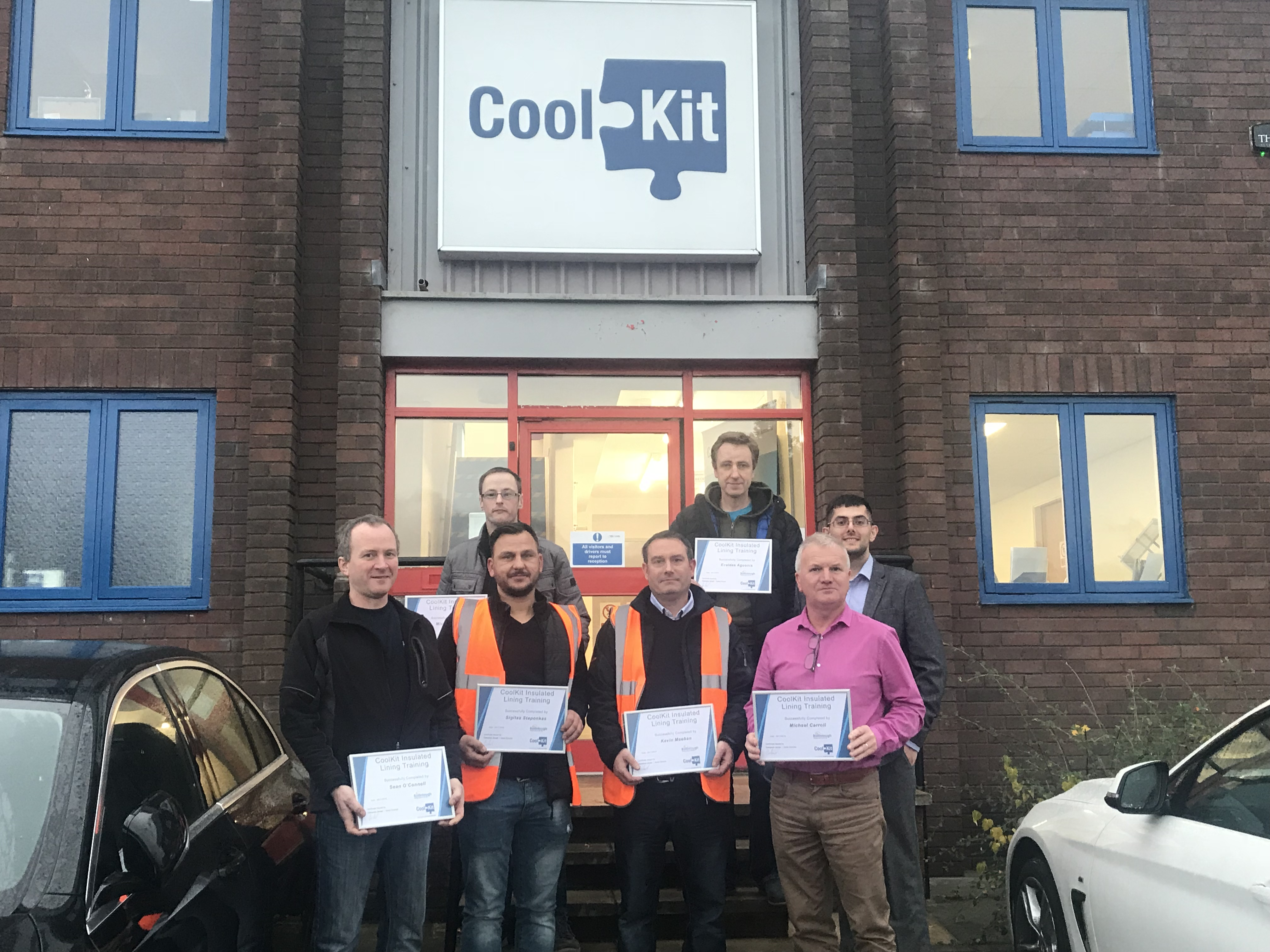 CoolKit Helps Ballinlough Refrigeration Improve Efficiency By 30%