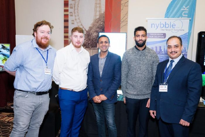 Nybble Sponsors Blackpool Expo 2019