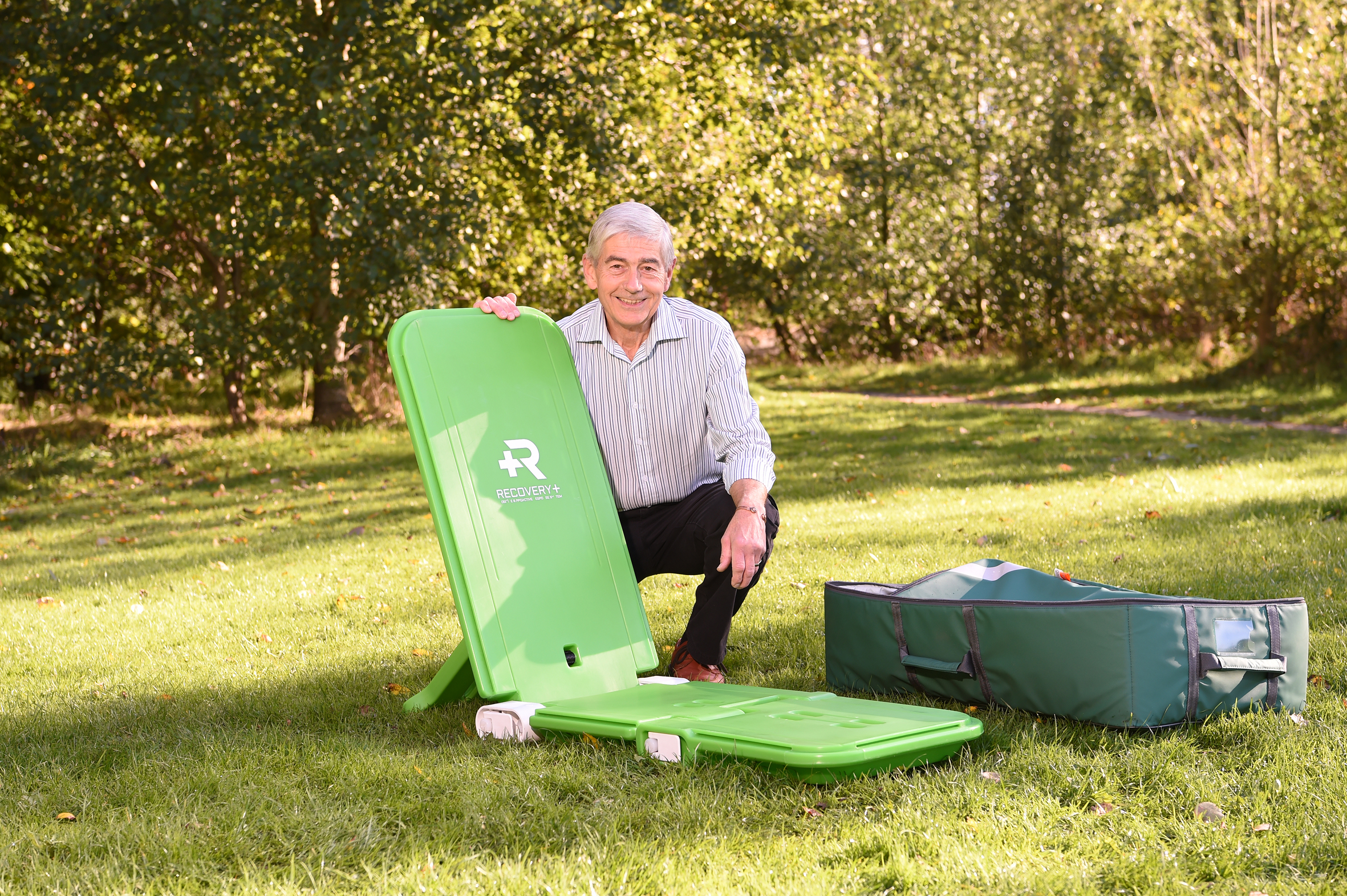 Stretcher firm carries healthy growth
