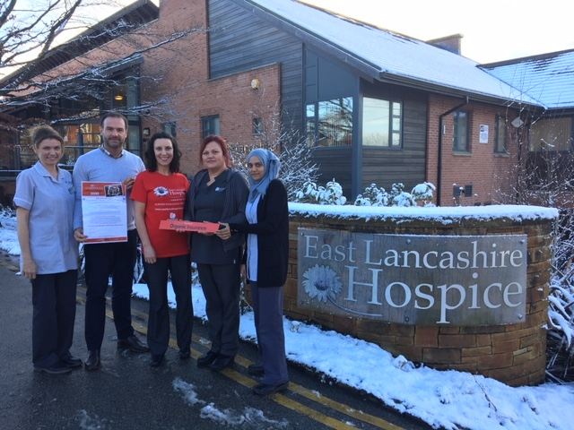 East Lancashire Hospice Corporate Challenge