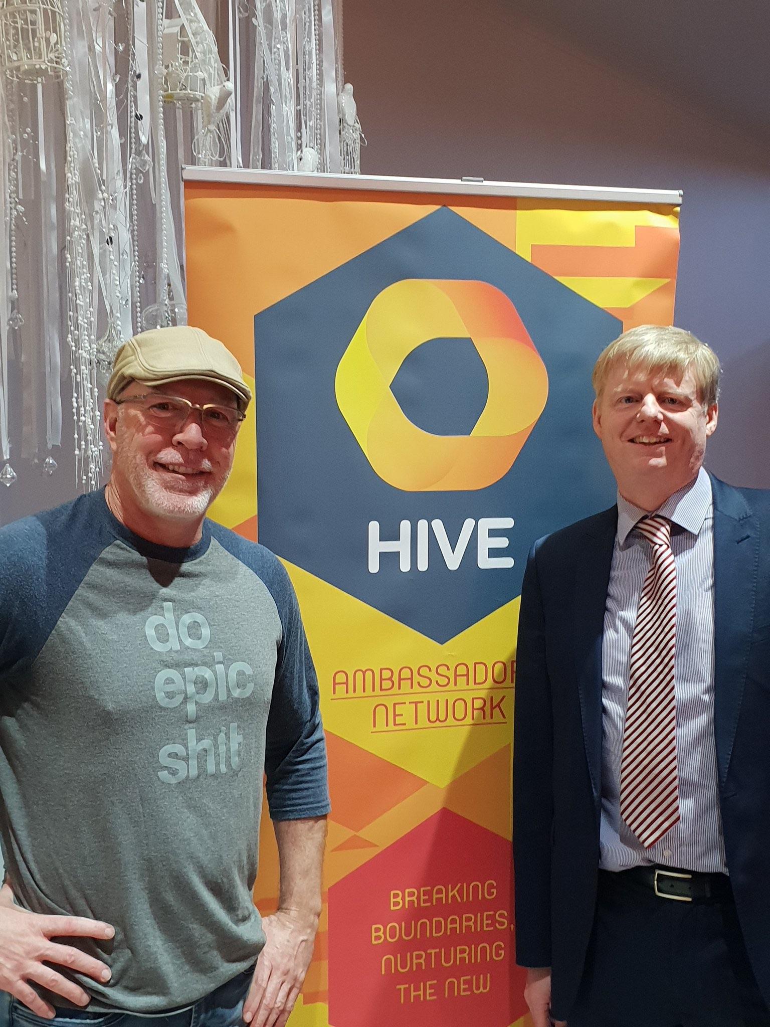 Digital Event Success thanks to Blackburn Hive Network
