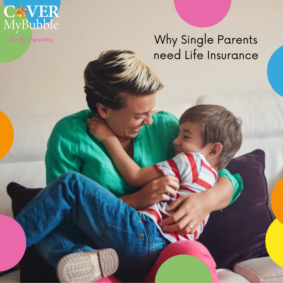 Why Single Parents need Life Insurance!!