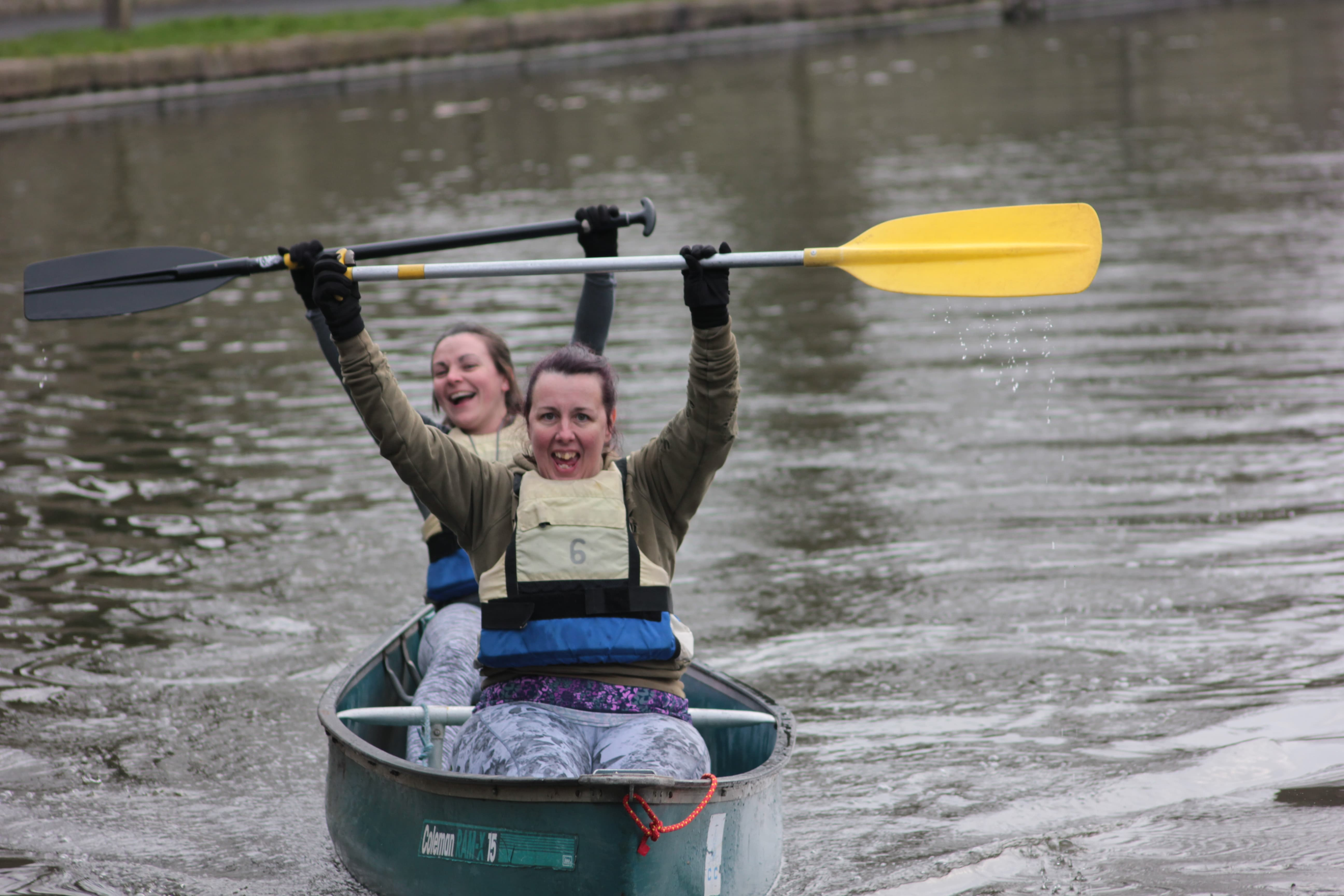 Charity Canoe Challenge - Places now available!