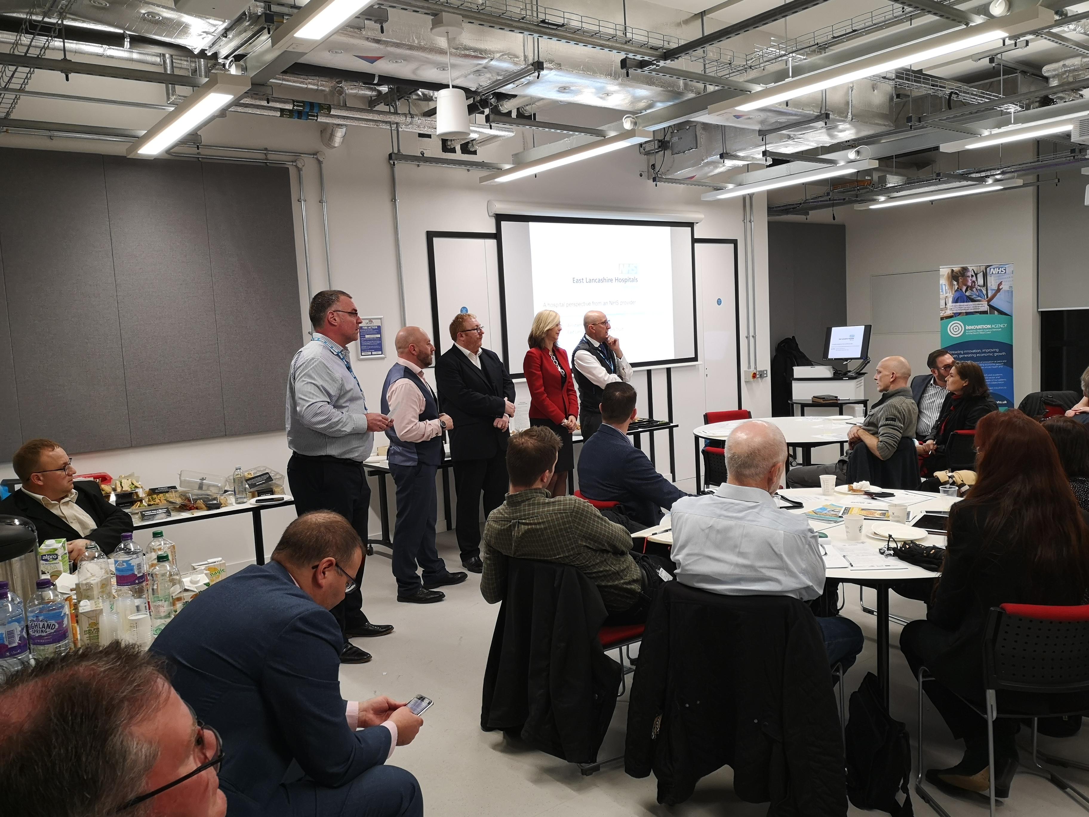 Lancashire Health MATTERS Launches in Preston