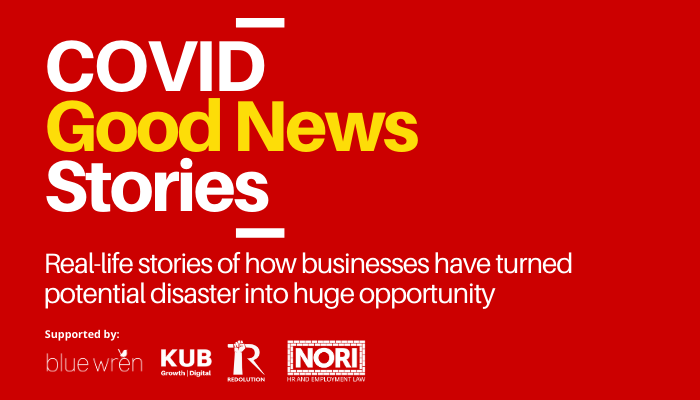 Free Webinar - COVID Good News Stories