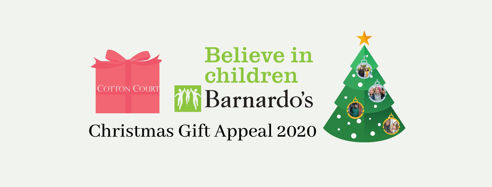 Barnardo's Gift Appeal