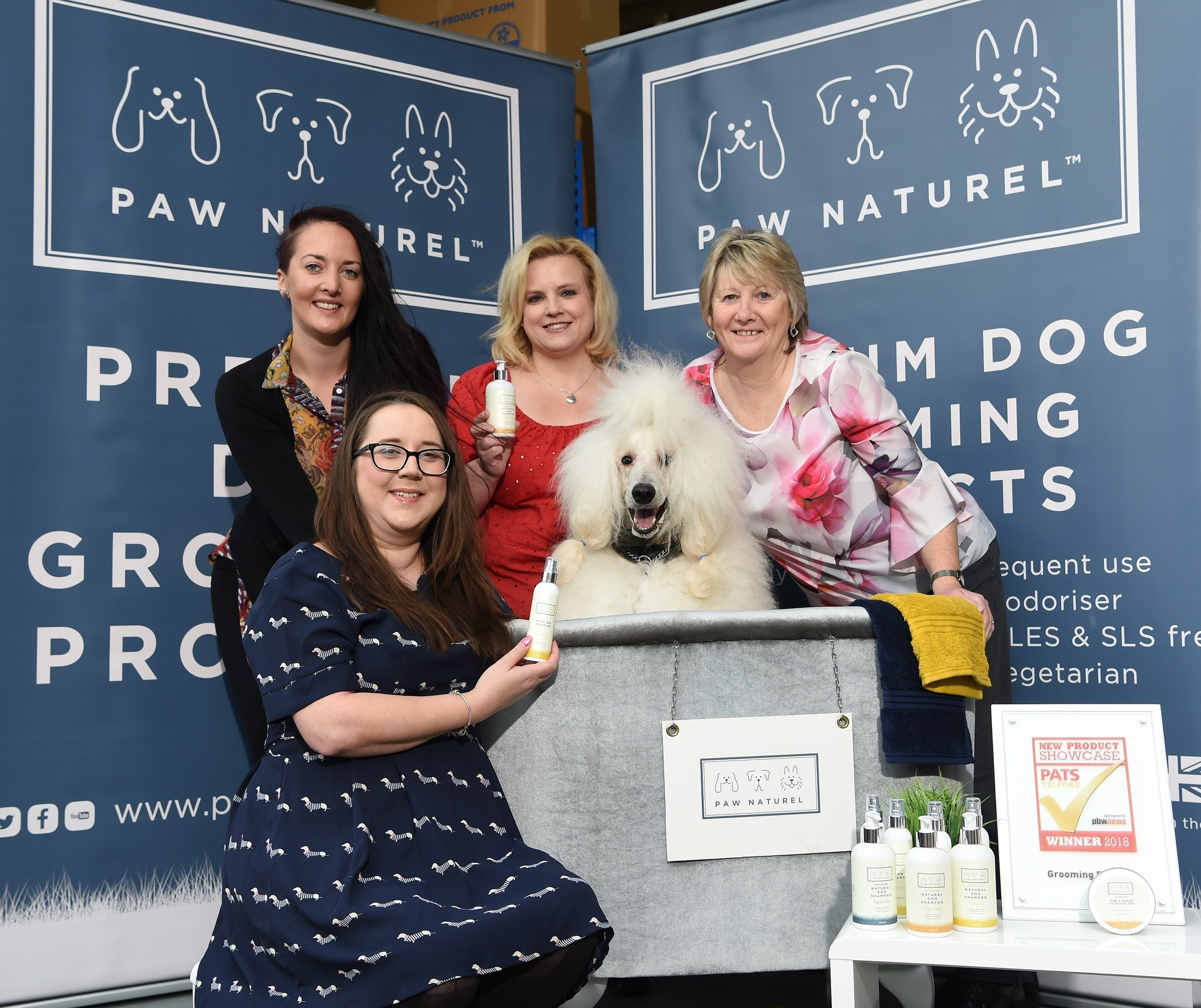 Leyland pet care business launches unique product range after Boost advice
