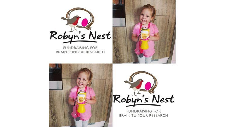 Dress Down Day raised £105 for Robyns Nest Brain Tumour Research.
