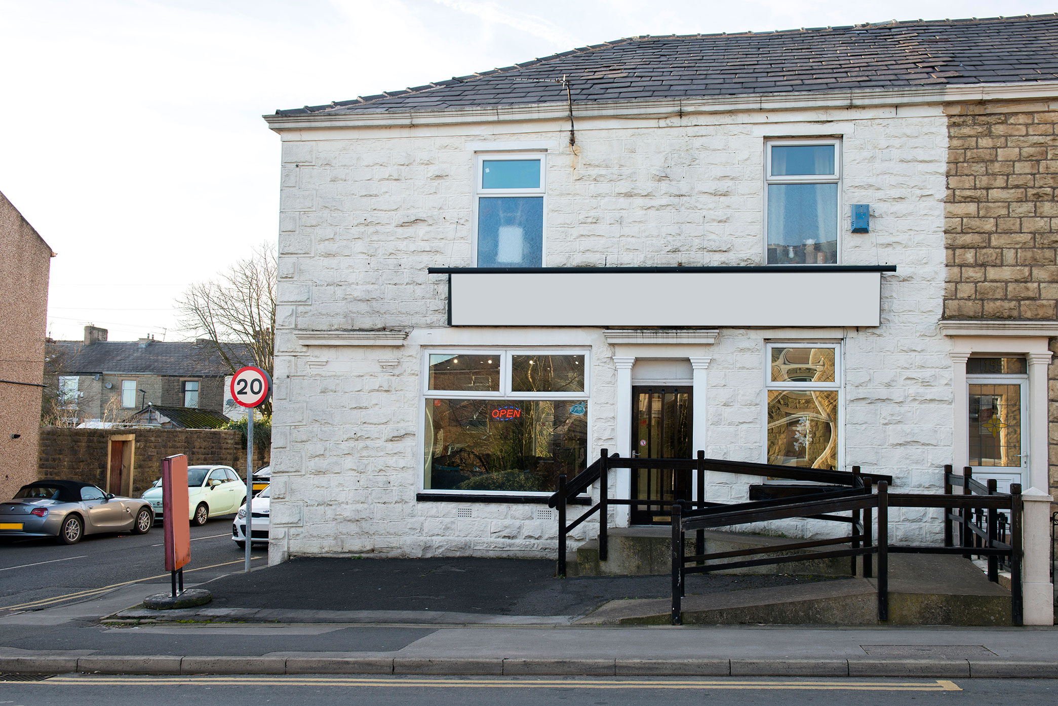 Mixed Use Commercial Premises close to Town Centre (East Lancashire)
