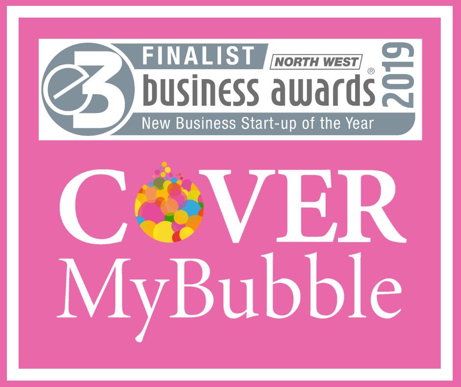 CoverMyBubble - E3 Awards 2019 Finalists!