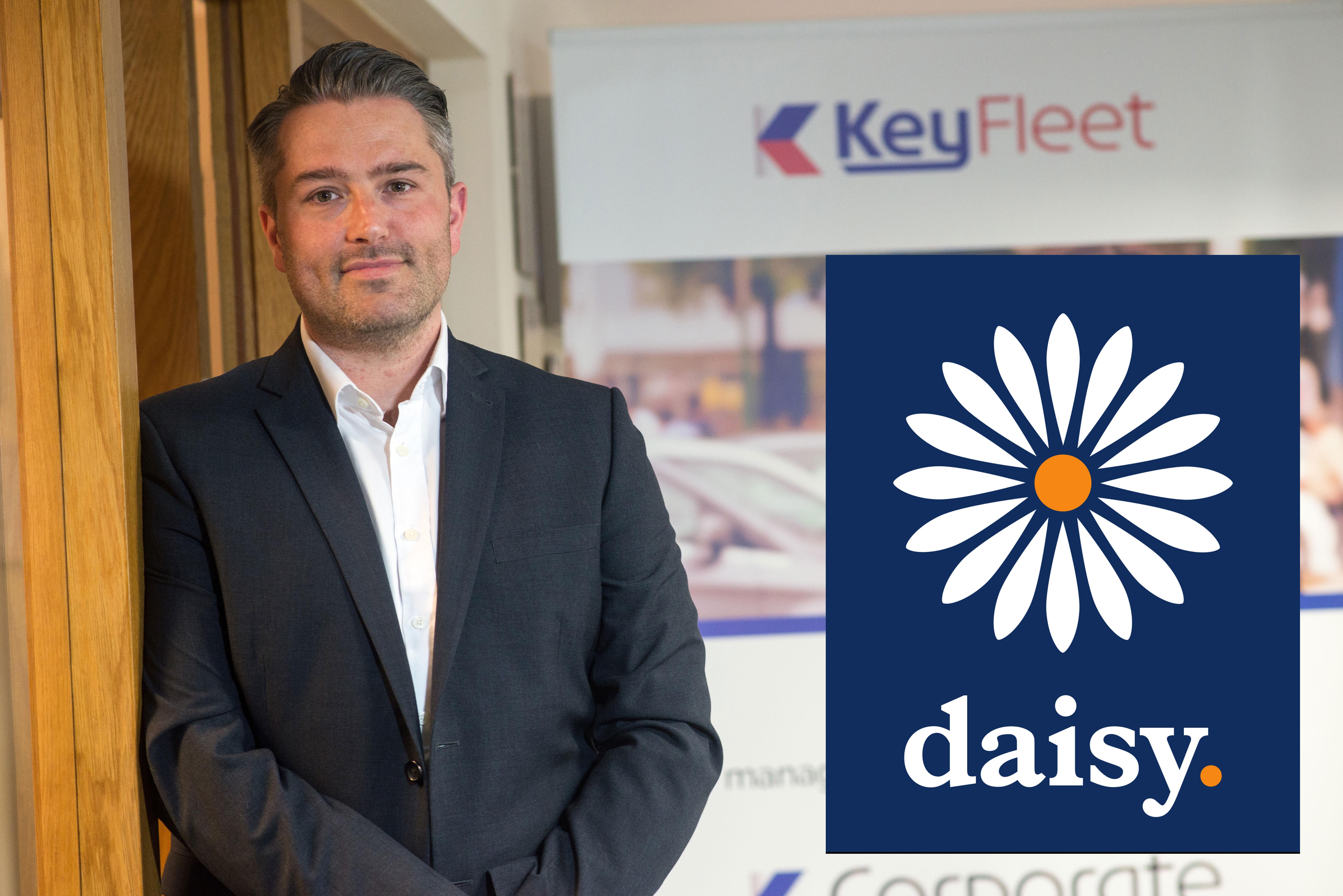 KeyFleet Wins 3 Year Fleet Management Deal with Daisy Group PLC