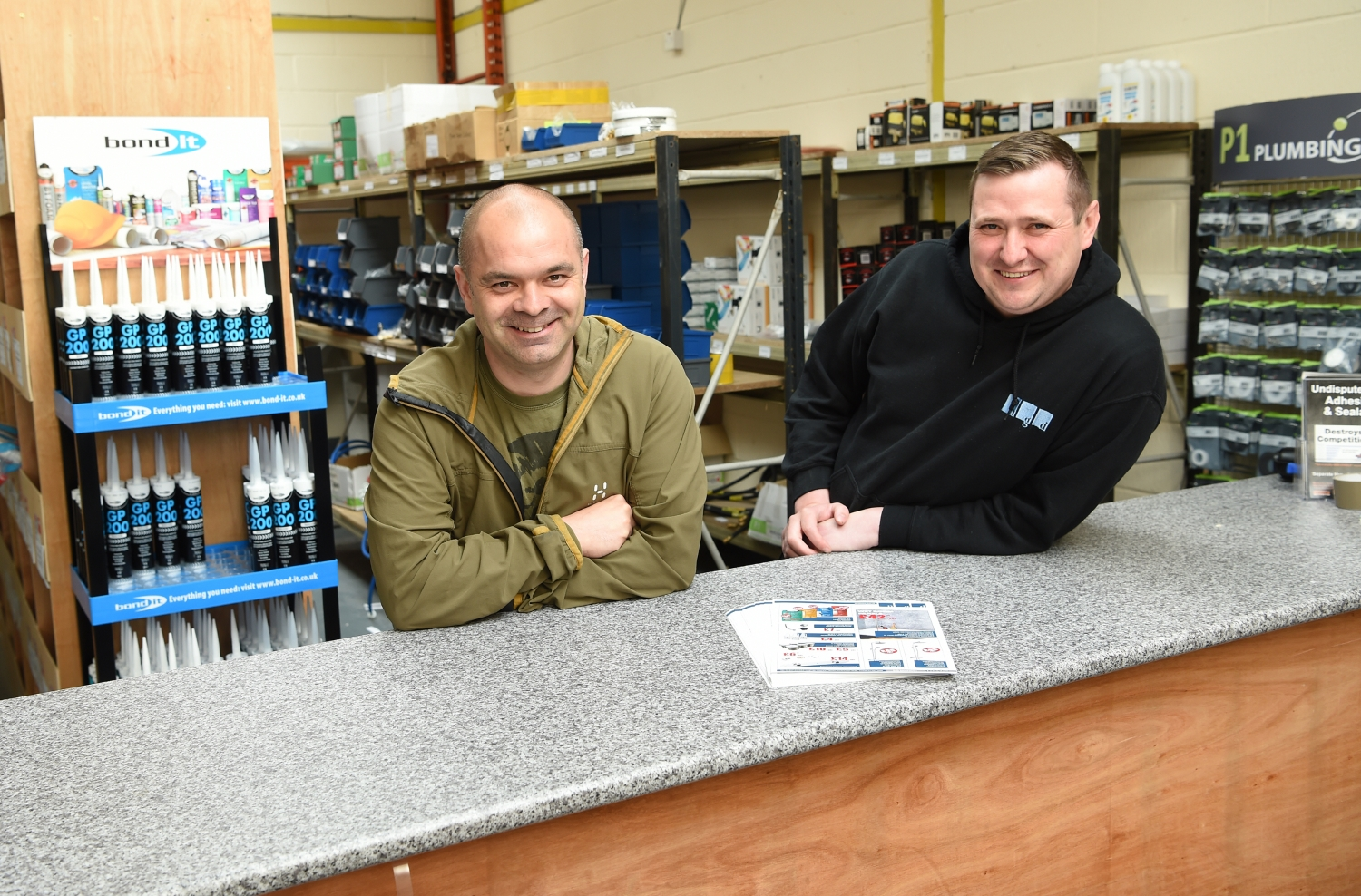 Success in the pipeline for start-up plumbing firm