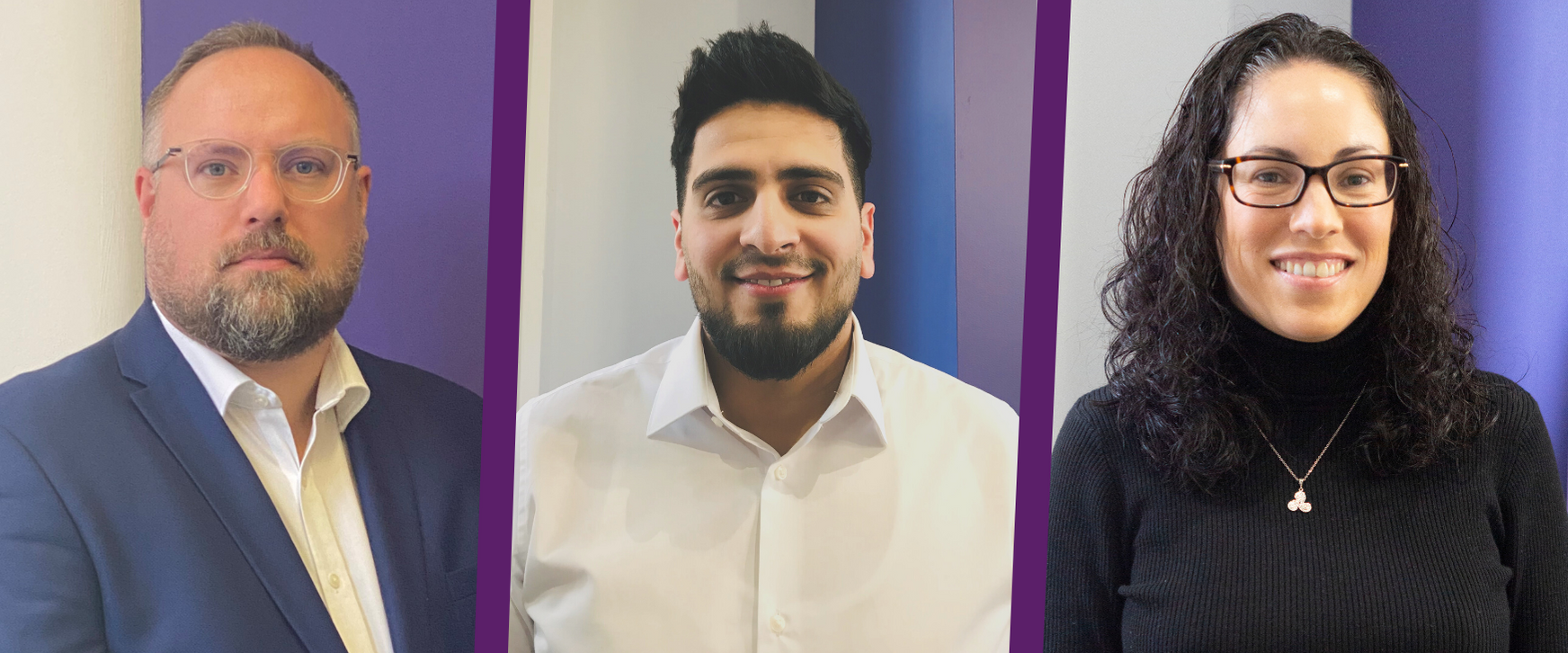 Trio of Appointments at Farleys Solicitors