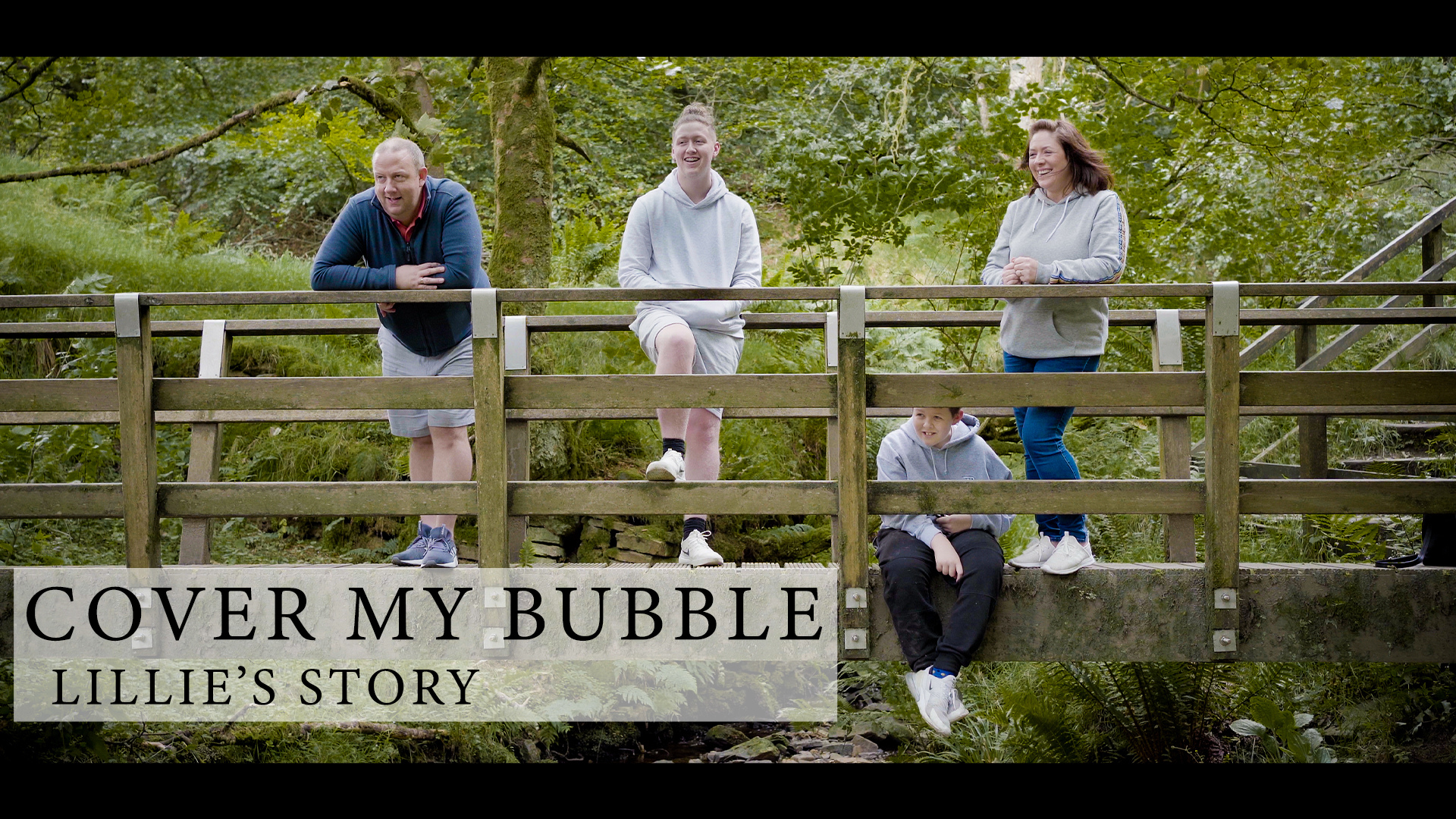 This Is Us - Cover My Bubble, Lillie's Story