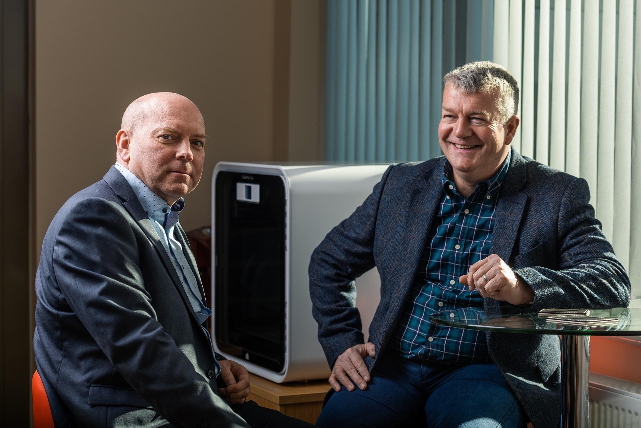 Blackburn Based MGS Launches Newly Developed Branding
