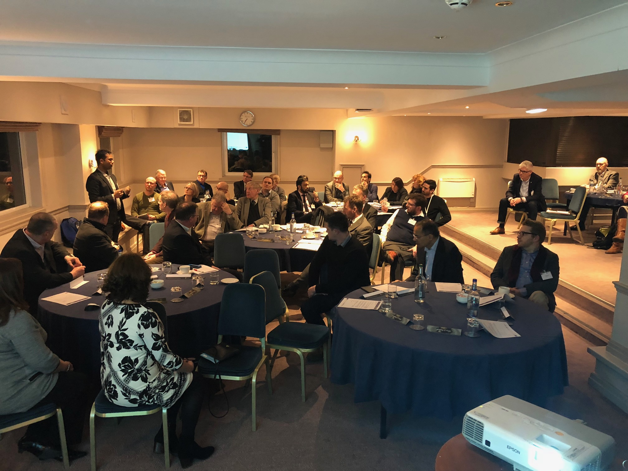 NHS Roundtable Event in Lancashire