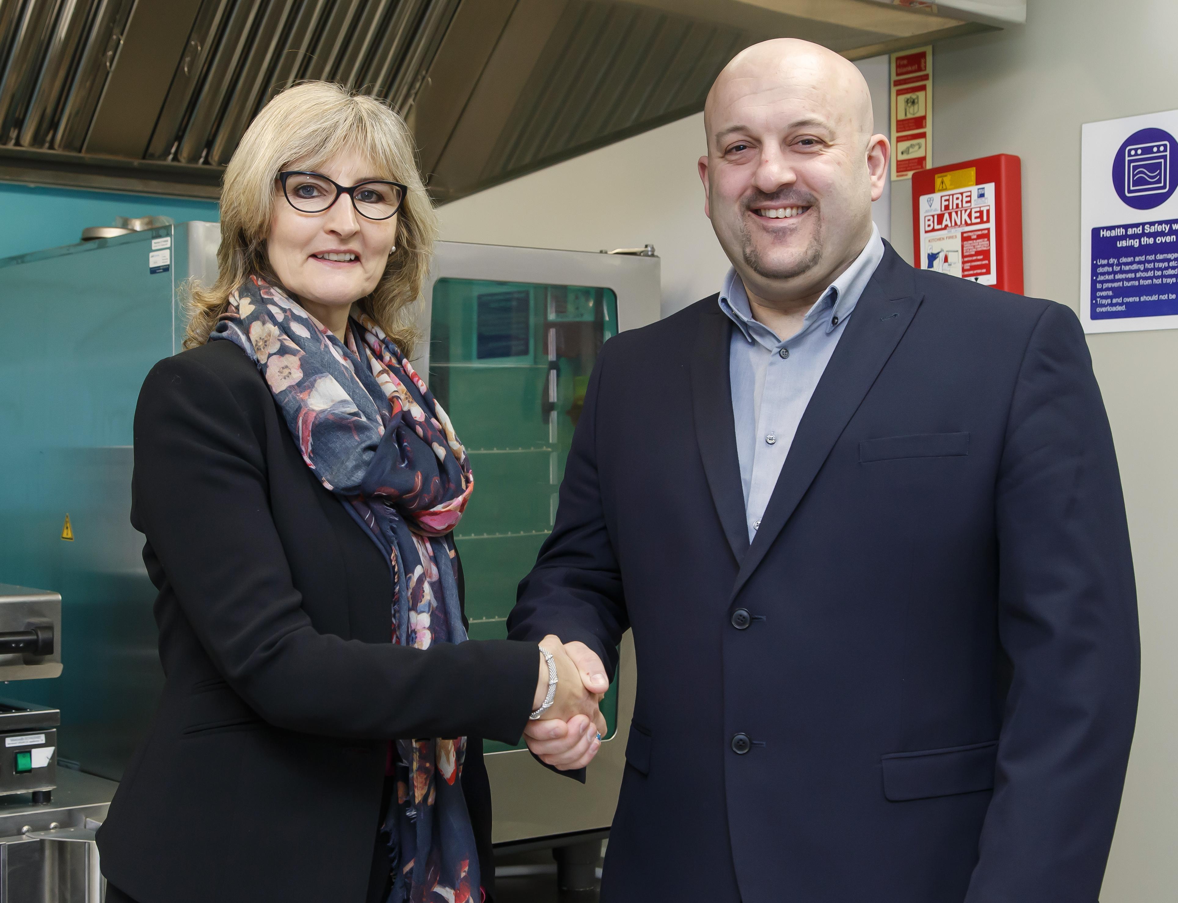 NLTG announces partnership with Preston's College