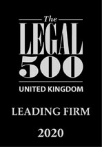 Legal 500 2020 Rankings Place Farleys in Top Tier