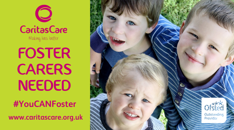 Local Charity Needs Foster Carers as Number of Children in Care Soars