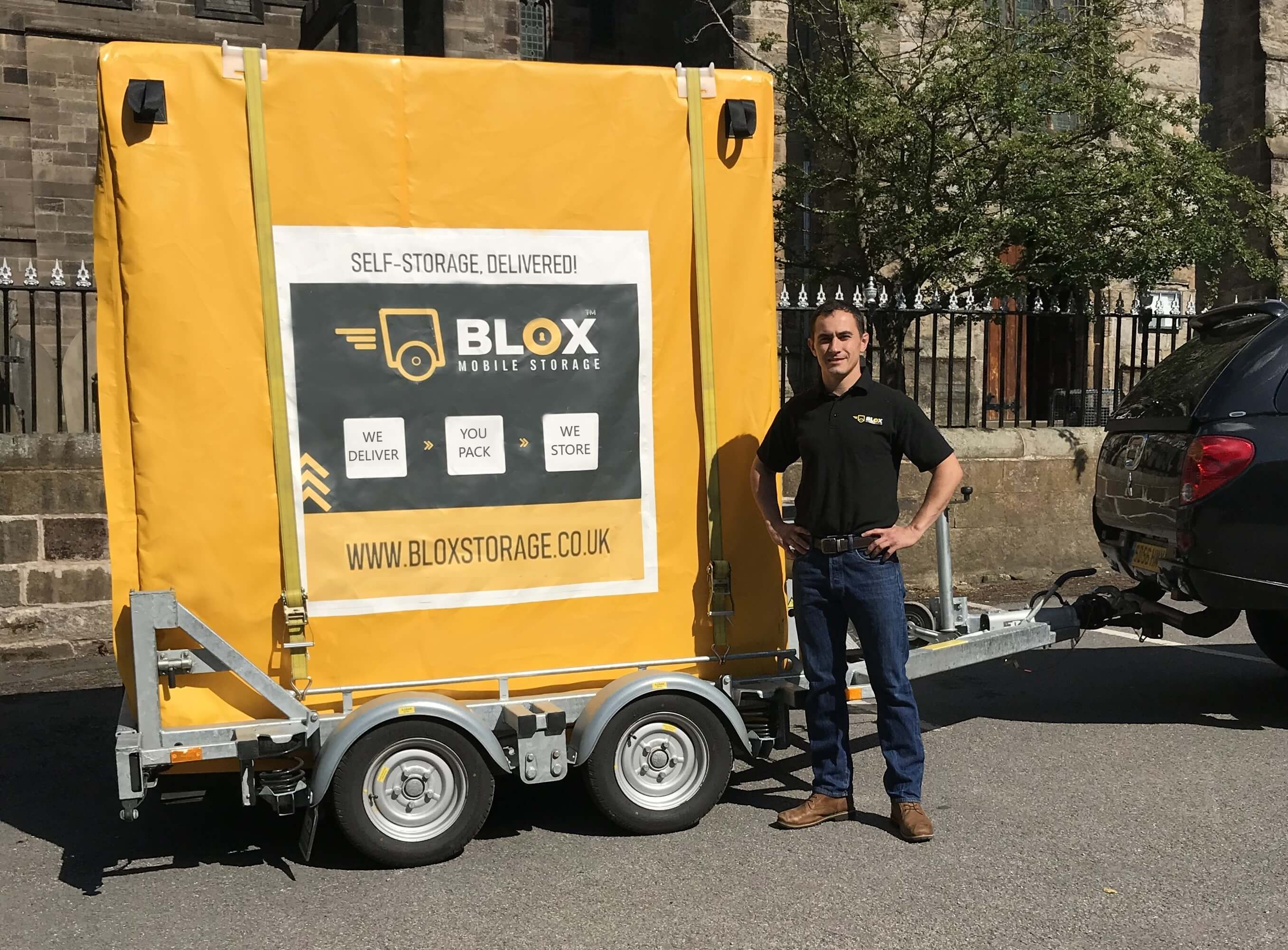 Business Competition Prize Gives Innovative Storage Company A Flying Start