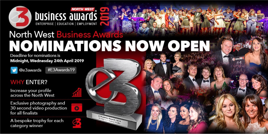 Nominations Open – 2019 E3 Business Awards