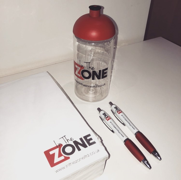 Case Study: A survival kit for In the Zone, Leyland. Made in Lancashire.