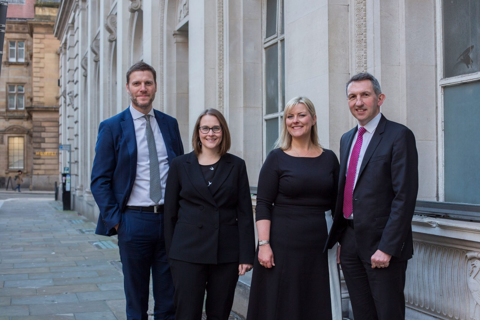 Brabners strengthens construction team with three senior appointments