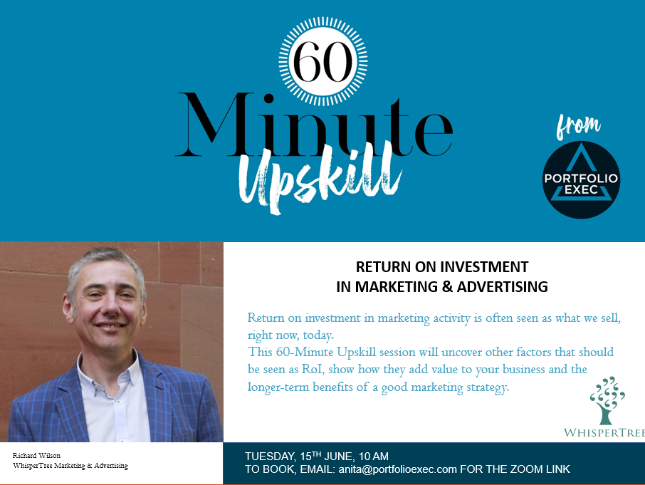 Are you Maximising your Return on Investment on your Marketing and Advertising?