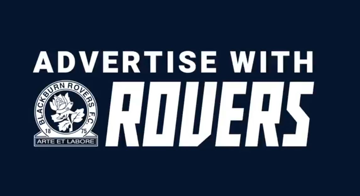 Blackburn Rovers Launch New Advertising For Behind Closed Door Games