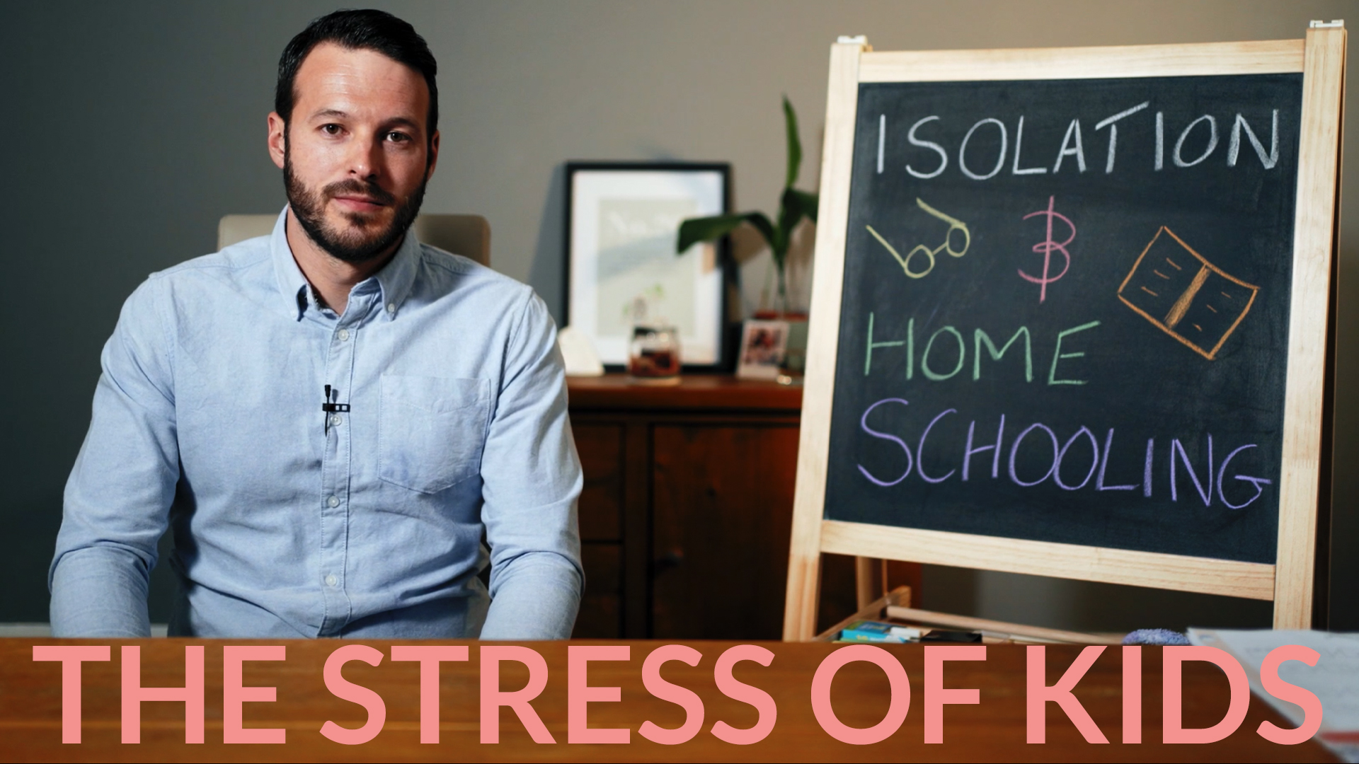 Day 4 - the stress of kids
